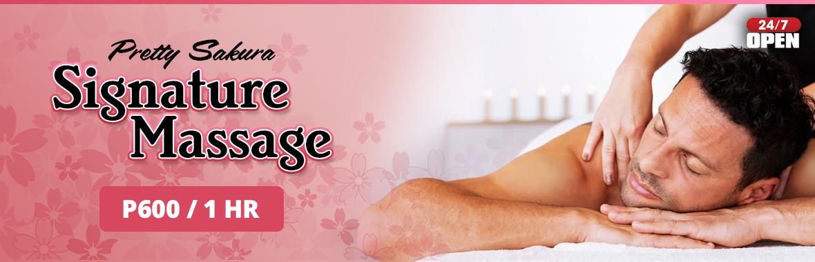 Massage 24 7 5 Things